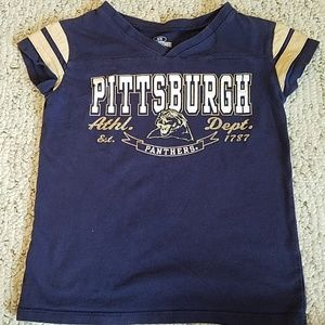 5/$15❤Pittsburgh Panthers short sleeve T